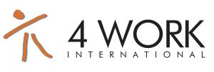 Logo 4WORK web