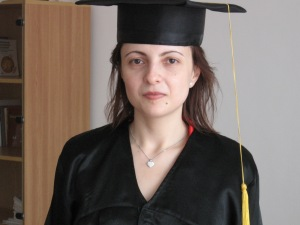 Veronica Vasile Lecturer